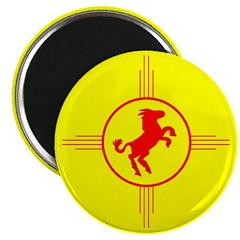 New Mexico Democrat Magnet