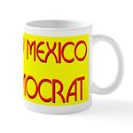 New Mexico Democrat Coffee Mug
