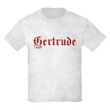 Gertrude T-Shirt