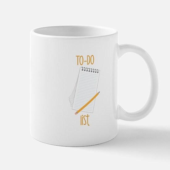 To-Do Mugs