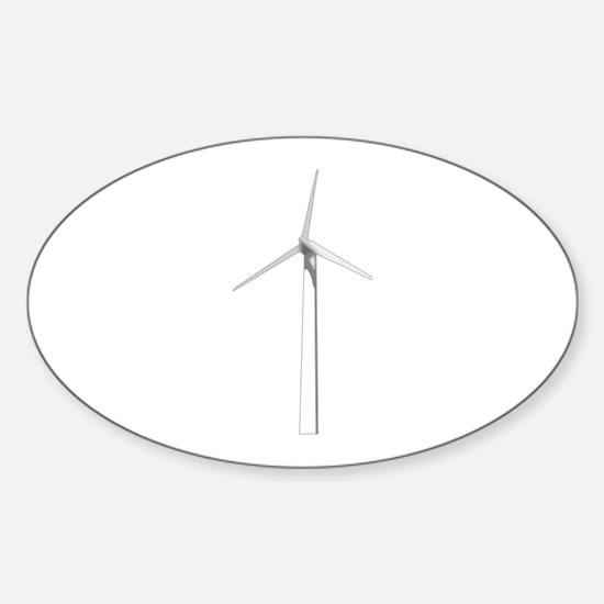 WIND TURBINE Decal
