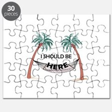 I Should Be Here Puzzle