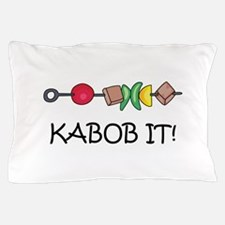 Kabob It! Pillow Case