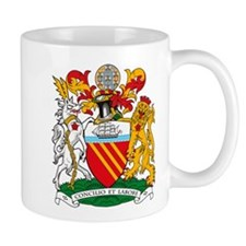 Manchester Coat of Arms Mug