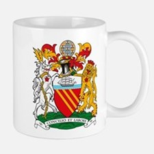 Manchester Coat of Arms Mug