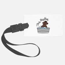 Pet Stylist Luggage Tag