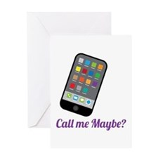 Call Me Maybe? Greeting Cards