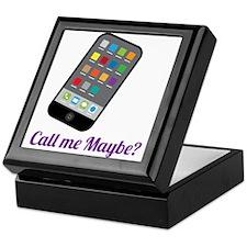 Call Me Maybe? Keepsake Box