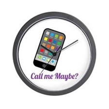 Call Me Maybe? Wall Clock