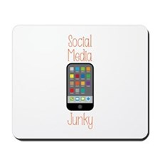 Social Media Mousepad