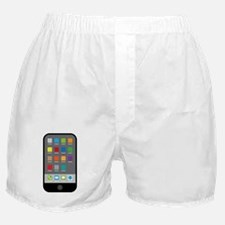 Smart Phone Boxer Shorts