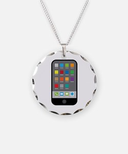 Smart Phone Necklace