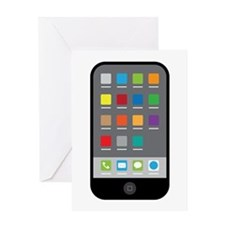 Smart Phone Greeting Cards