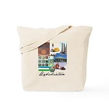 Unique Uzbekistan Tote Bag