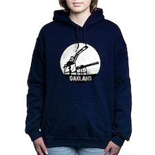Oakland Cranes Town Women's Hooded Sweatshirt