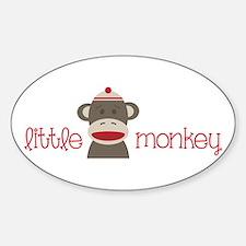 Little Monkey Decal