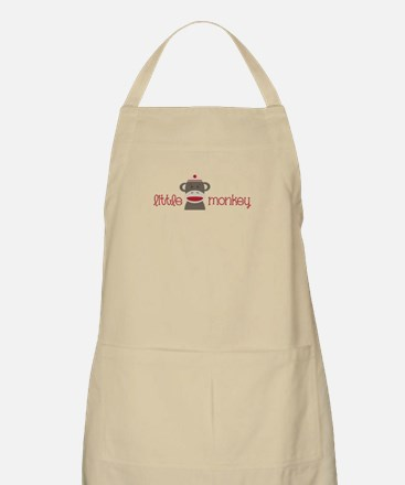 Little Monkey Apron