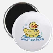 LATHER RINSE REPEAT Magnets