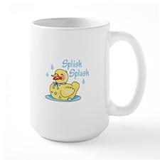 SPLISH SPLASH Mugs