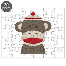 Sock Monkey Puzzle