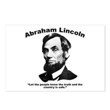 Lincoln: People Postcards (Package of 8)