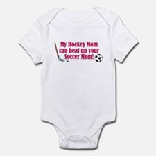Hockey Mom - Infant Bodysuit