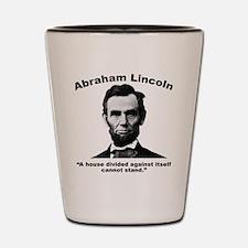 Lincoln: House Shot Glass