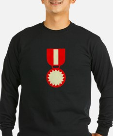 Red Ribbon Medal T