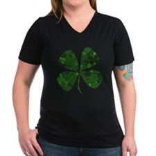 Infinite Luck Four Leaf Clover Shirt