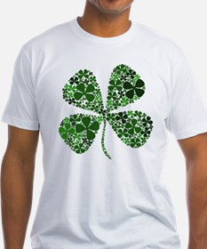 Infinite Luck Four Leaf Clover Shirt