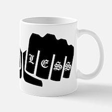 Fearless Knuckle Tattoo Mugs