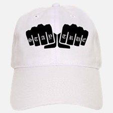 Stay True Knuckle Tattoo Baseball Baseball Baseball Cap