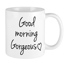 Good morning my love Mugs