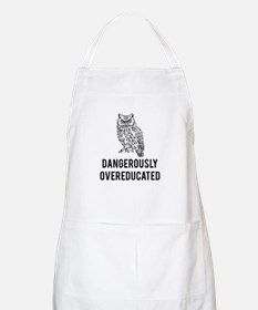 Dangerously overeducated Apron