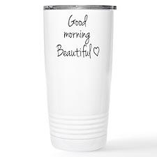 Good morning my love Travel Mug