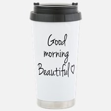 Good morning my love Travel Mug