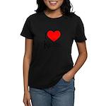 I Love Keats Women's Pastel T-Shirt