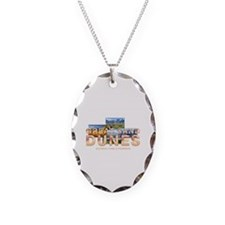 Kasich for President Necklace Oval Charm