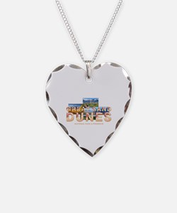 Kasich for President Necklace Heart Charm