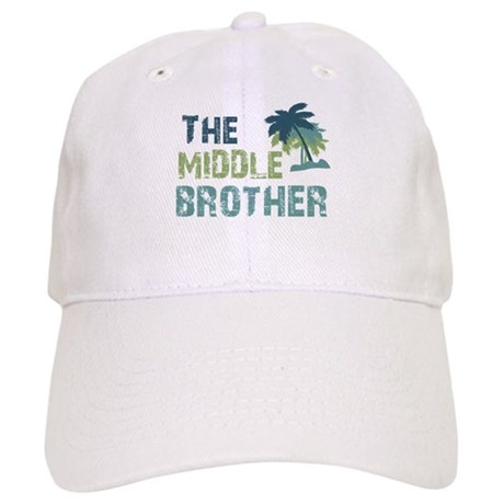 middle brother palm tree Cap