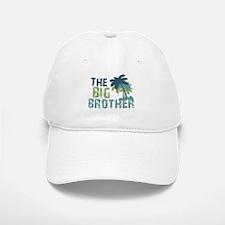 big brother palm tree Baseball Baseball Cap