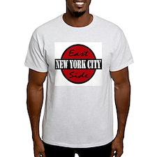 """East Side NYC"" logo T-Shirt"