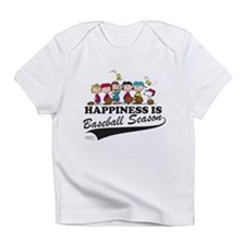 The Peanuts Gang Baseball Infant T-Shirt