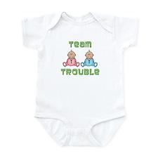 Twins Boy Girl Infant Bodysuit