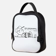 Charlie Brown Philosophy Neoprene Lunch Bag