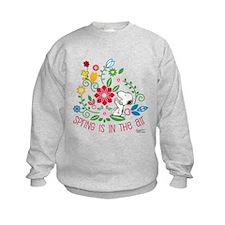 Snoopy Spring Sweatshirt