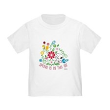Snoopy Spring T