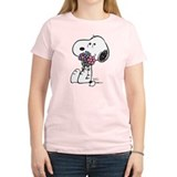 Peanuts Women's Light T-Shirt