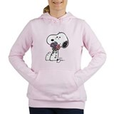 Snoopy Hooded Sweatshirt