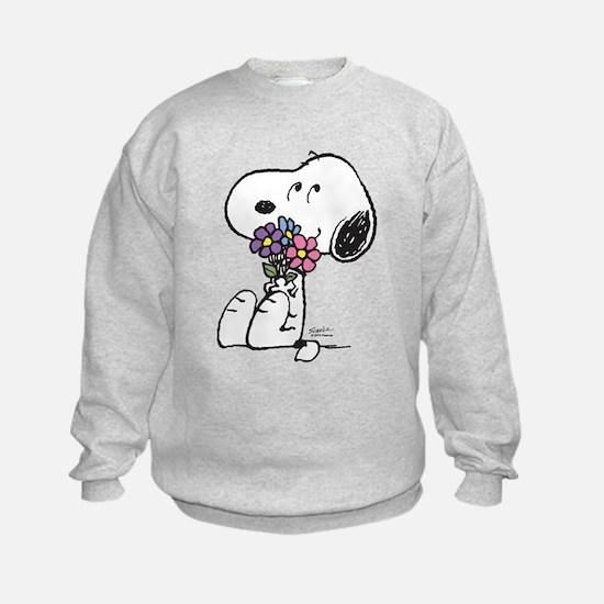 Springtime Snoopy Sweatshirt
